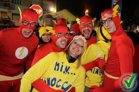 Feste rionali, ecco il calendario del Carnevale di Viareggio 2018