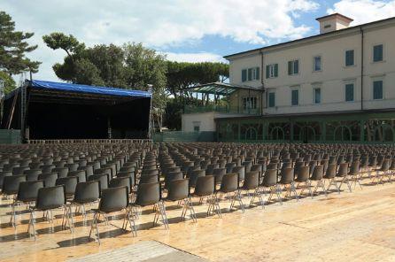 Completato il calendario degli eventi a Villa Bertelli. Antonello Venditti e Igor Butman i nuovi big in arrivo