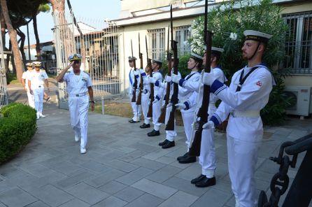 Il Comandante generale delle Capitanerie di Porto in visita a Viareggio