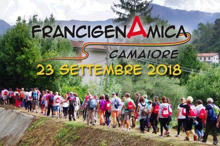 3° FrancigenAmica, domenica 23 settembre a Camaiore in cammino sulla Via Francigena