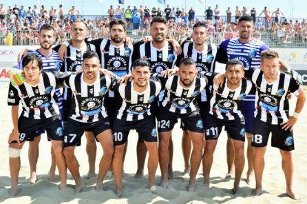 I bianconeri di Santini battono il Gls Due Mari (15-1), l'Ecosistem Catanzaro (10-3) ed il Pisa (5-3)