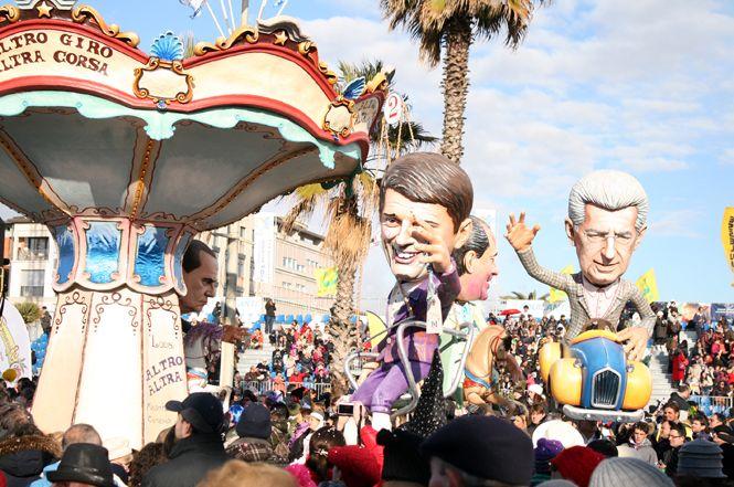 """Al museo """"Anteprima Carnevale 2014"""""""