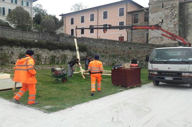 Parchi Pietrasanta: nuova illuminazione e nuovi giochi al Parco della Lumaca,...