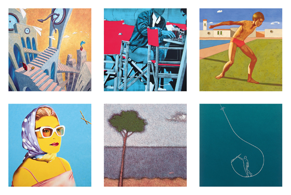 """Calendario 2014"": mostra di pittura alla Mercurio Arte Contemporanea"