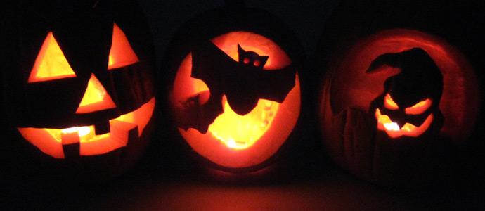 Come intagliare e realizzare la mitica zucca di halloween for Foto zucche halloween