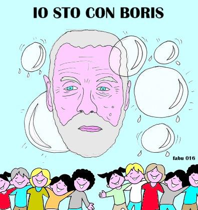 La vignetta di Fabio Buffa